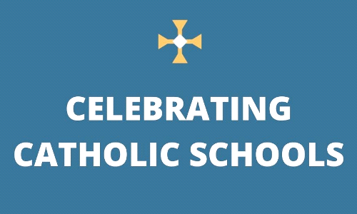Kicking off Catholic Schools Week
